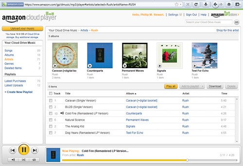 AMAZON MP3 CREDIT