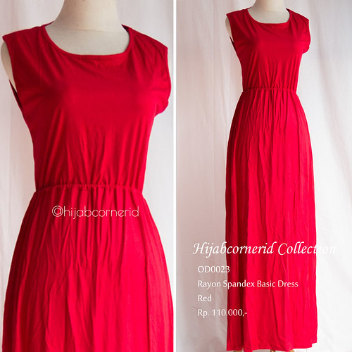 basic dress rayon spandex