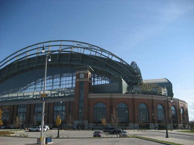 Miller Park from Flickr via Wylio