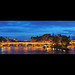 Dusk on the Pont Neuf by David Giral | davidgiralphoto.com