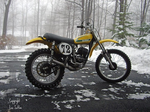 Vintage Motocross Photos 105