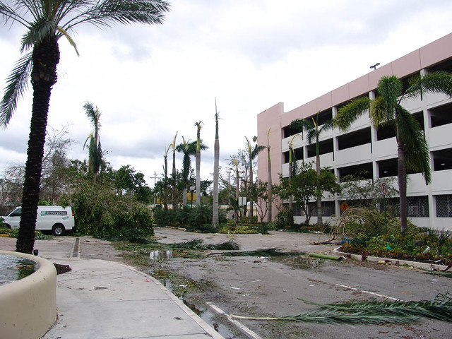 Hurricane Wilma Fort Lauderdale An Album On Flickr