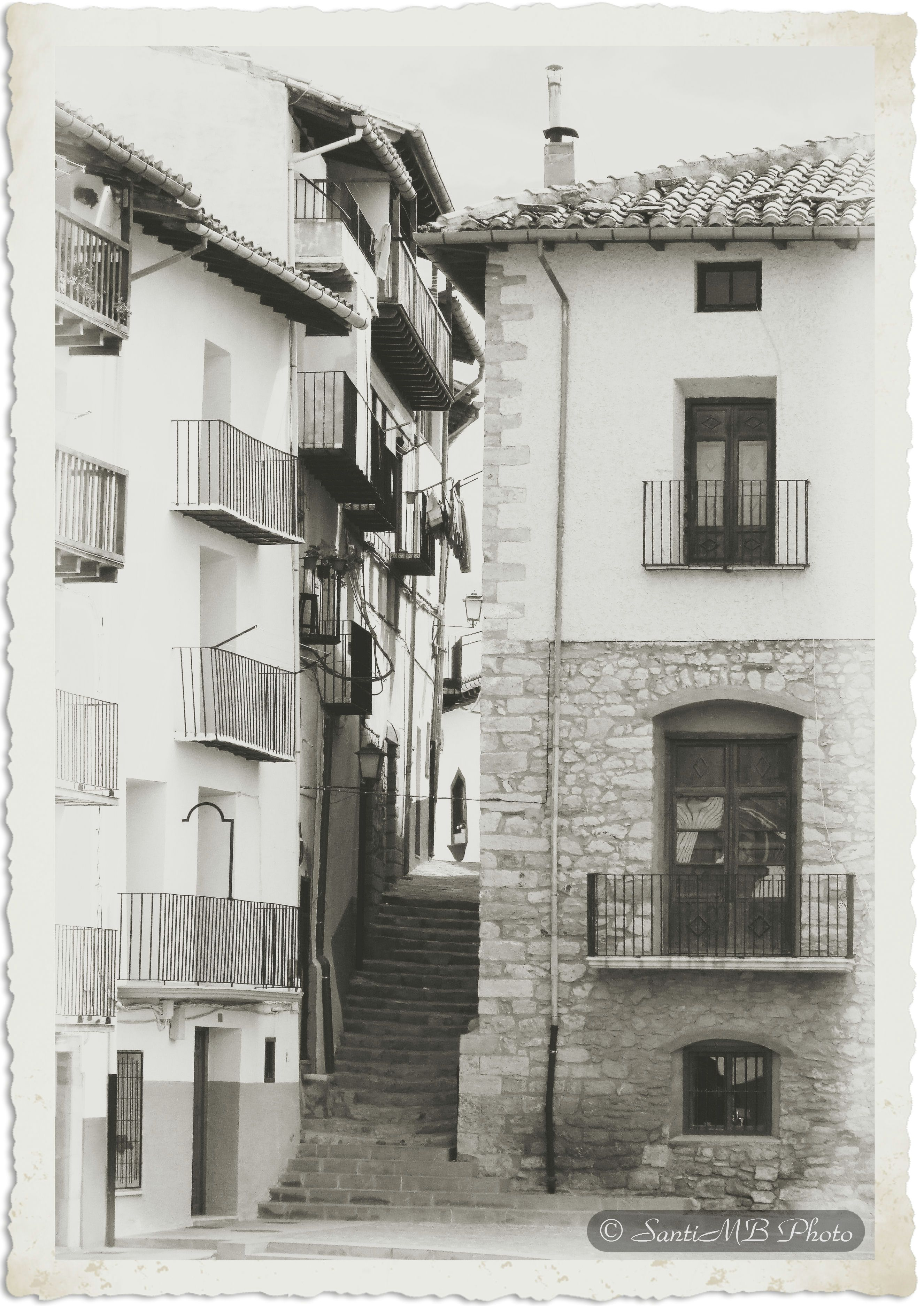 Elevation of masia noto 1 castell spain maplogs - Calle castello madrid ...