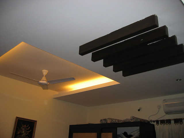 False Ceiling In Master Bedroom Flickr Photo Sharing