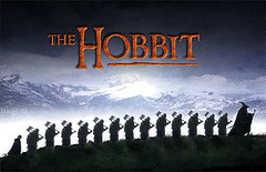 Cartel de El Hobbit