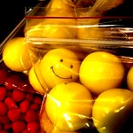 Yellow Smiley Face Sweets - Picniked