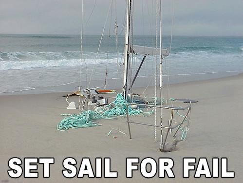 Fail-Boat