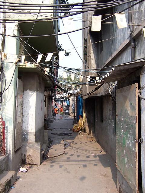 A street in Tangra