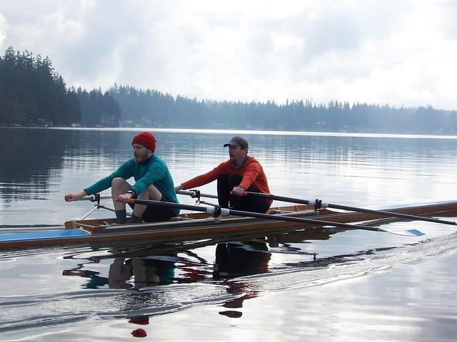 Feb Rowing Camp