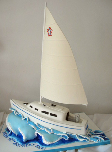 boat cakes