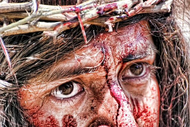 Christ, Passion Play, Mexico | Flickr - Photo Sharing!