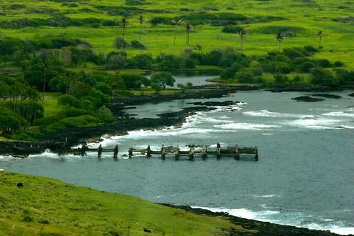 ocean hawaii coast bigisland