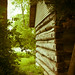 Ousterhout Log Cabin by A Great Capture