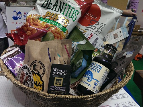 Bearded Brothers gift basket