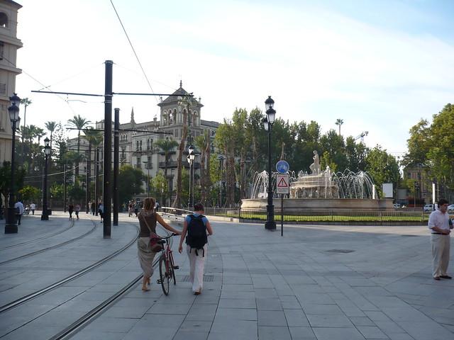 Puerta de jerez sevilla flickr photo sharing for Puerta 3 circuito jerez