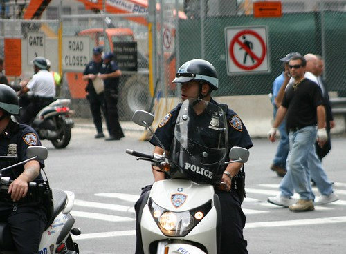 NYPD traffic cops should emphasize on pedestrian safety
