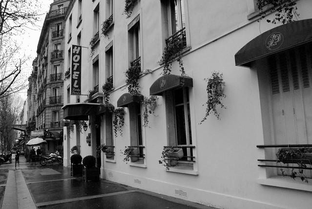 hotel de la porte doree flickr photo