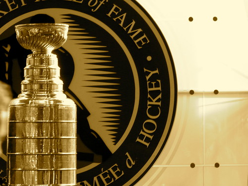 Stanley Cup HHOF