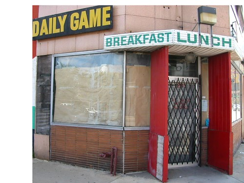 """Daily Game"" (formerly the G & Z Bar & Grill)"