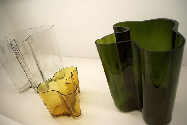Unos vasos de Iittala