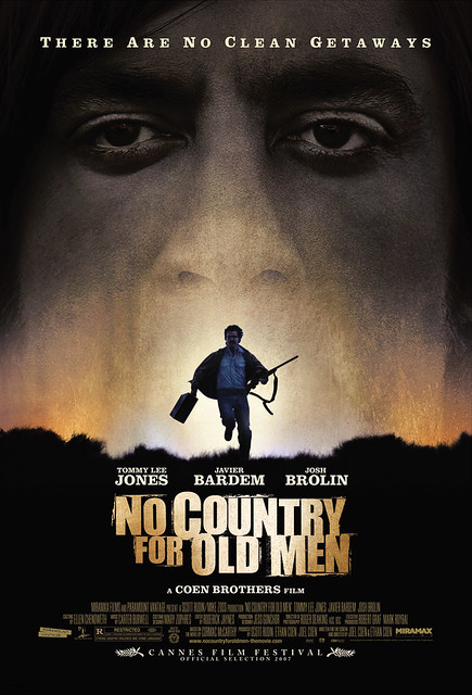 險路勿近 No Country For Old Men