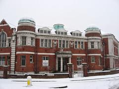 Doncaster High School for Girls demolition