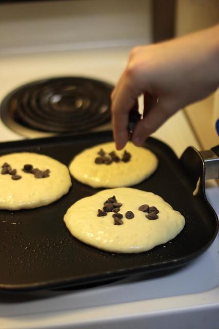 Alton Brown Pancake Cake Hazelnut Icing