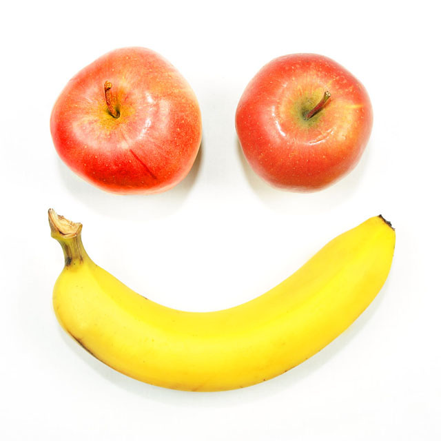 banana smiley