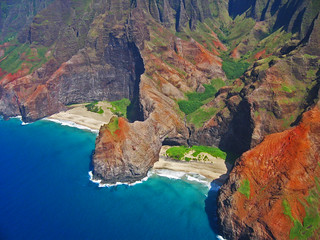 Na Pali's Hidden Beaches of Honopu