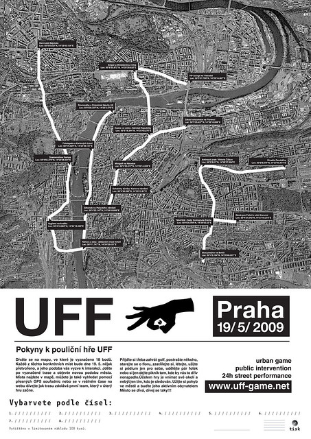 UFF poster