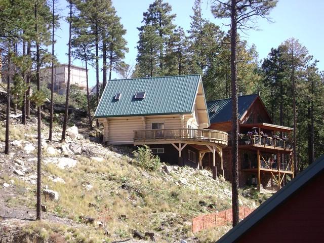 Cabins Homes Of Mt Lemmon Az 25 Flickr Photo Sharing