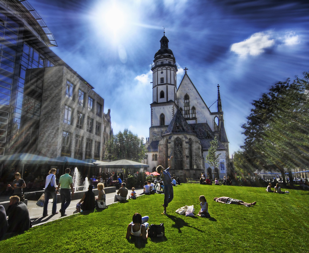 Beautiful Pictures Of Leipzig By Trey Ratcliff Travel Photography