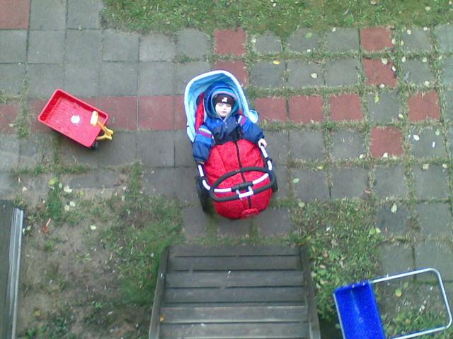 Un bebé finlandés