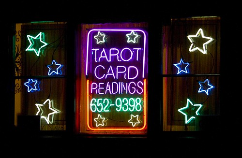 Where can I find tarot cards in the ATL area?