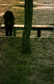 riflessione al parco