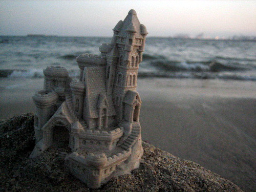 Water, Sand and Imagination