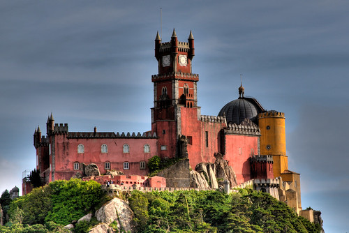 Palacio Da Pena (Sintra) por Pedro Szekely