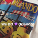 Day 2: Check In / WDW-40, 2016
