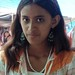 Muchacha bonita en el mercado de Candelaria, Lempira, Honduras