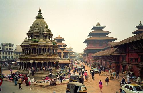 Nepal, Kathmandu, 1995