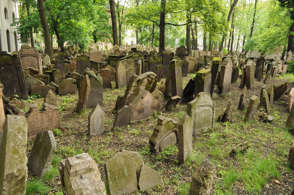 Antiguo Cementerio Judío-Praga