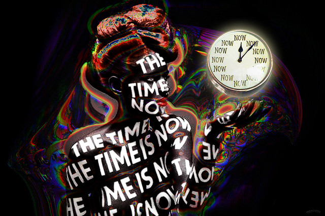 The Time is NOW by R. Ayana