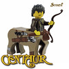 Centaur - Scout (Dark Tan)(Loose 1)