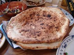 meal, breakfast, bread, flatbread, food, dish, naan, cuisine,