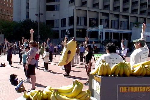 FruitGuys Banana Yoga