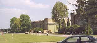 Bassingbourn Hanger