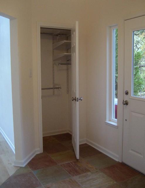 Foyer Closet Size : Foyer coat closet with organizer flickr photo sharing