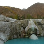 Women's Hot Springs Pool - Garm Chashma, Tajikistan