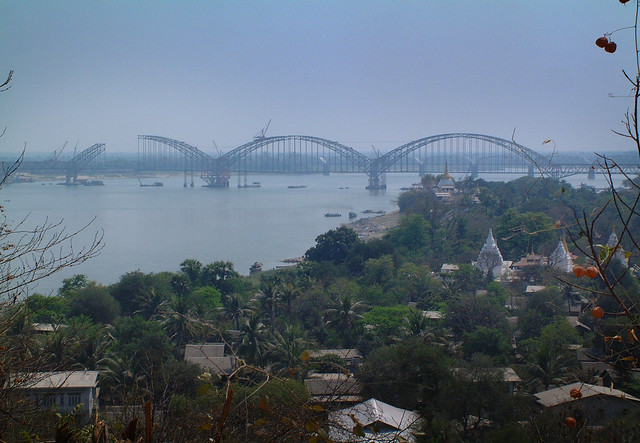 Sagaing, 17/03/2006