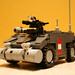 Frettchen Battlefield Command Vehicle